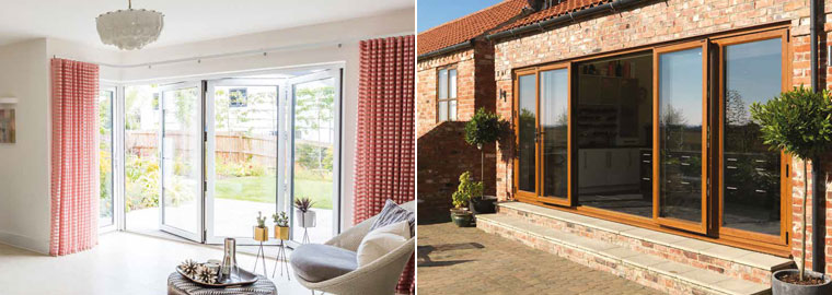 Bifold Doors. Maximise Light And Sales With Our UPVC Bifolding Doors